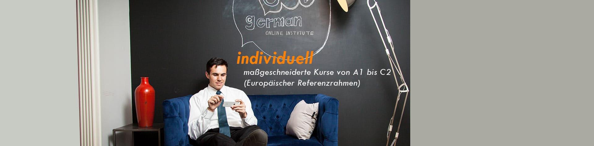 Banner German Online Institute